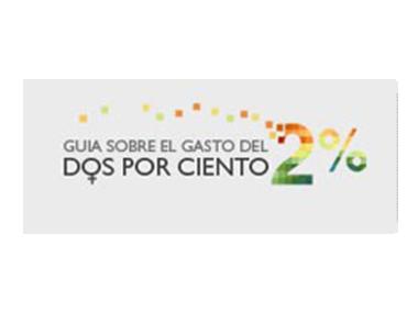 Logo: Guía sobre el gasto del dos por ciento