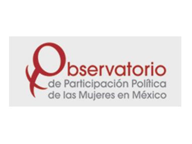Observatorio de participación política de las mujeres en méxico