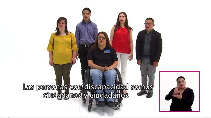 VotoLibre a personas con discapacidad
