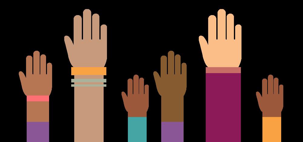 Encabezado: Igualdad en la participación