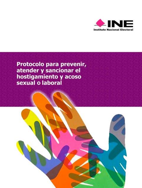 Protocolo para prevenir, atender y sancionar el hostigamiento y acoso sexual o laboral