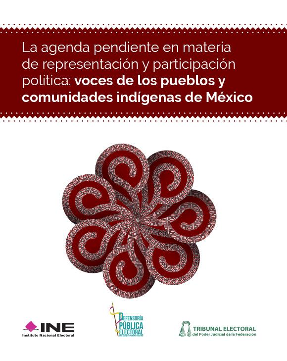 Portada del libro: Voces de los pueblos indígenas