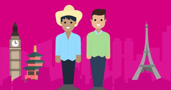 Igualdad - Mexicanas/os residentes en el extranjero
