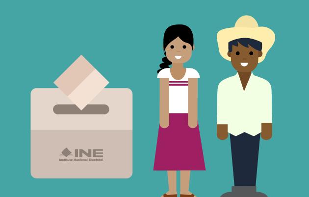 Candidaturas indígenas